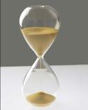 Stunden-Glas Stockfoto