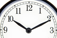 10 Stunden und 10 Minuten Lizenzfreie Stockfotografie