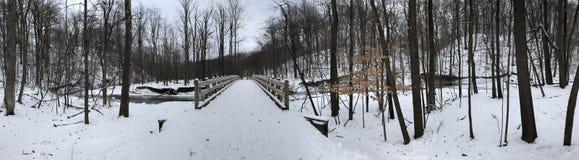 STUNNIG panorama park W PARMA, OHIO, usa zdjęcia royalty free
