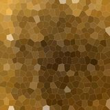 Stunning abstract illustration of brown and red colorful Little hexagon. Beautiful background for your needs. Stunning abstract illustration of brown and red vector illustration