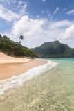 Stunning beach in El Nido, Philippines Stock Photo