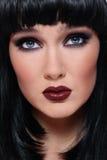 Stunning brunette Royalty Free Stock Photos