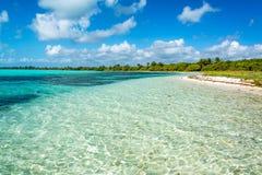 Stunning Caribbean Landscape Stock Photography