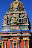 Stunning detail,Sri Siva Subramaniya temple,Fiji,2015 Royalty Free Stock Images