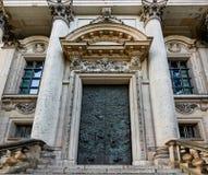 Stunning entrance Stock Image
