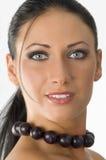 Stunning eyes beautiful face Royalty Free Stock Photo