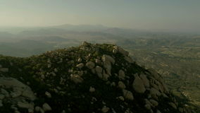 Stunning hillside sweep. Video of stunning hillside sweep stock footage
