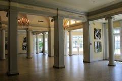 Stunning interior shot,National Museum Of Dance,Saratoga,NY,2015 Royalty Free Stock Photos