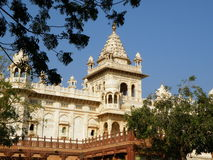 A Stunning Jainism Temple in Rajasthan, India Royalty Free Stock Images