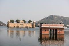 Stunning Jal Mahal Palace Royalty Free Stock Photo