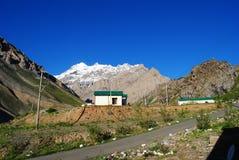 Stunning Ladakh landscape Royalty Free Stock Photo