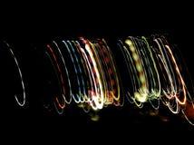 Sky Lights Royalty Free Stock Photography
