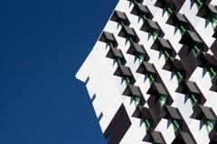 Stunning Modern Building Royalty Free Stock Photo