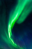 Stunning northern lights in Iceland Stock Photos