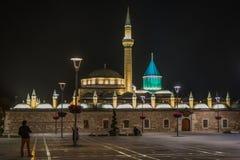 The stunning Old Town of Konya, Turkey stock photos
