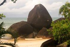 Stunning rocky coastline Royalty Free Stock Image