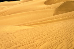 Stunning Sand Dune View royalty free stock photography