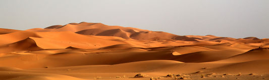 Stunning sand dunes Stock Photo