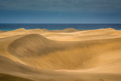 Stunning sand dunes Stock Images