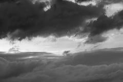 Stunning Sky after the Storm stock photos