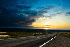 Stunning sunrise Royalty Free Stock Images