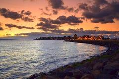 Stunning sunrise Stock Image