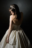 Stunning Teenage Bride Royalty Free Stock Images