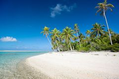Stunning tropical beach Stock Image