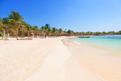 Stunning tropical beach Royalty Free Stock Images