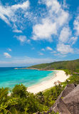 Stunning View Of Grand Anse Royalty Free Stock Photo