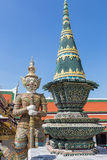 Stunning Wat Phra Kaew Royalty Free Stock Photos
