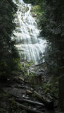 Stunning Waterfall massive image Stock Image