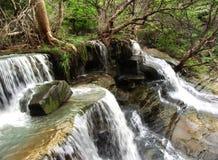 Stunning waterfall and nature beauty, India Stock Photos