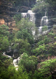 Stunning waterfall nature beauty, India Stock Photos