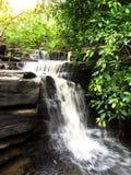 Stunning waterfall nature beauty, India Stock Image
