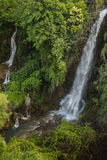 Stunning waterfalls in Naoussa, Northern Greece Stock Photography