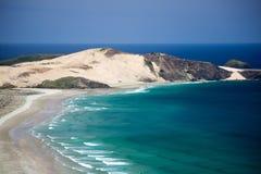 Stunning wild beach Stock Photography