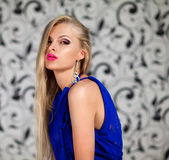 Stunning woman Royalty Free Stock Photography