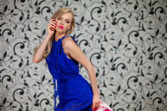 Stunning woman Stock Photography