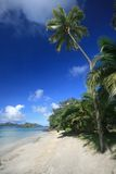 Stunning yasawa islands, south pacific. Yasawa Islands beaches of the south pacific, Fiji royalty free stock photos