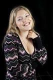 A stunningly beautiful woman Royalty Free Stock Photography
