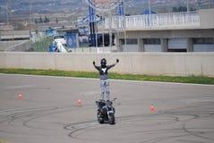 stunt Стоковая Фотография RF