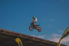 stunt стоковое фото rf