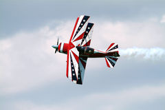 Stunt Airplane Stock Images