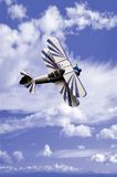 Stunt Flyer Stock Photography