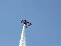 Stunt Pilot Stock Image