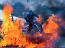 stuntman Στοκ Εικόνα