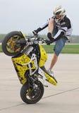 Stuntriding Image stock