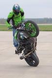 Stuntriding Stock Images