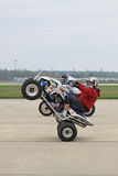 Stuntriding Stock Photography